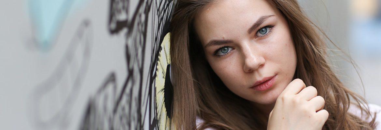 Portrait Anastasia Shev