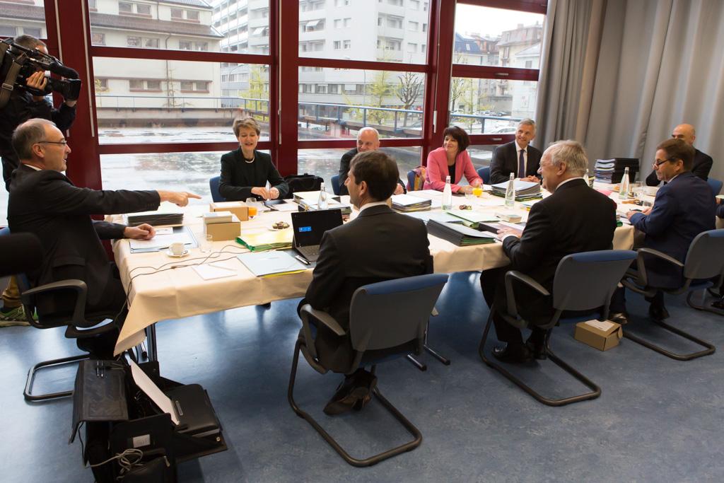 Conseil fédéral - ETML