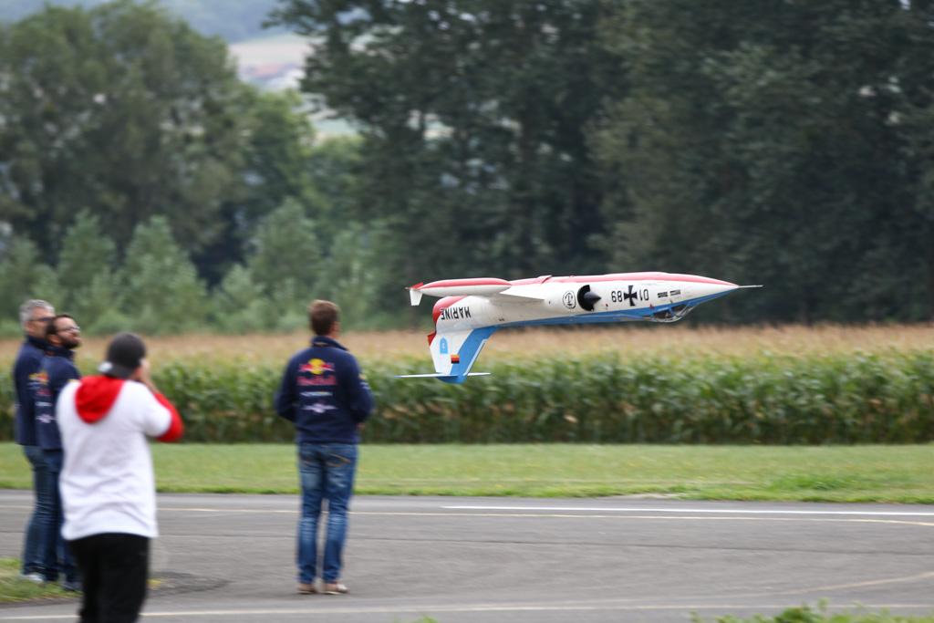 Meeting aeromodelisme Yverdon